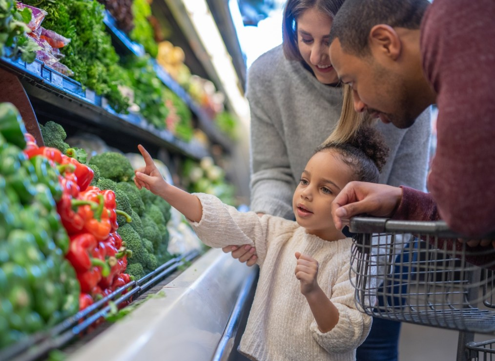Tips for healthier food shopping and home cooking