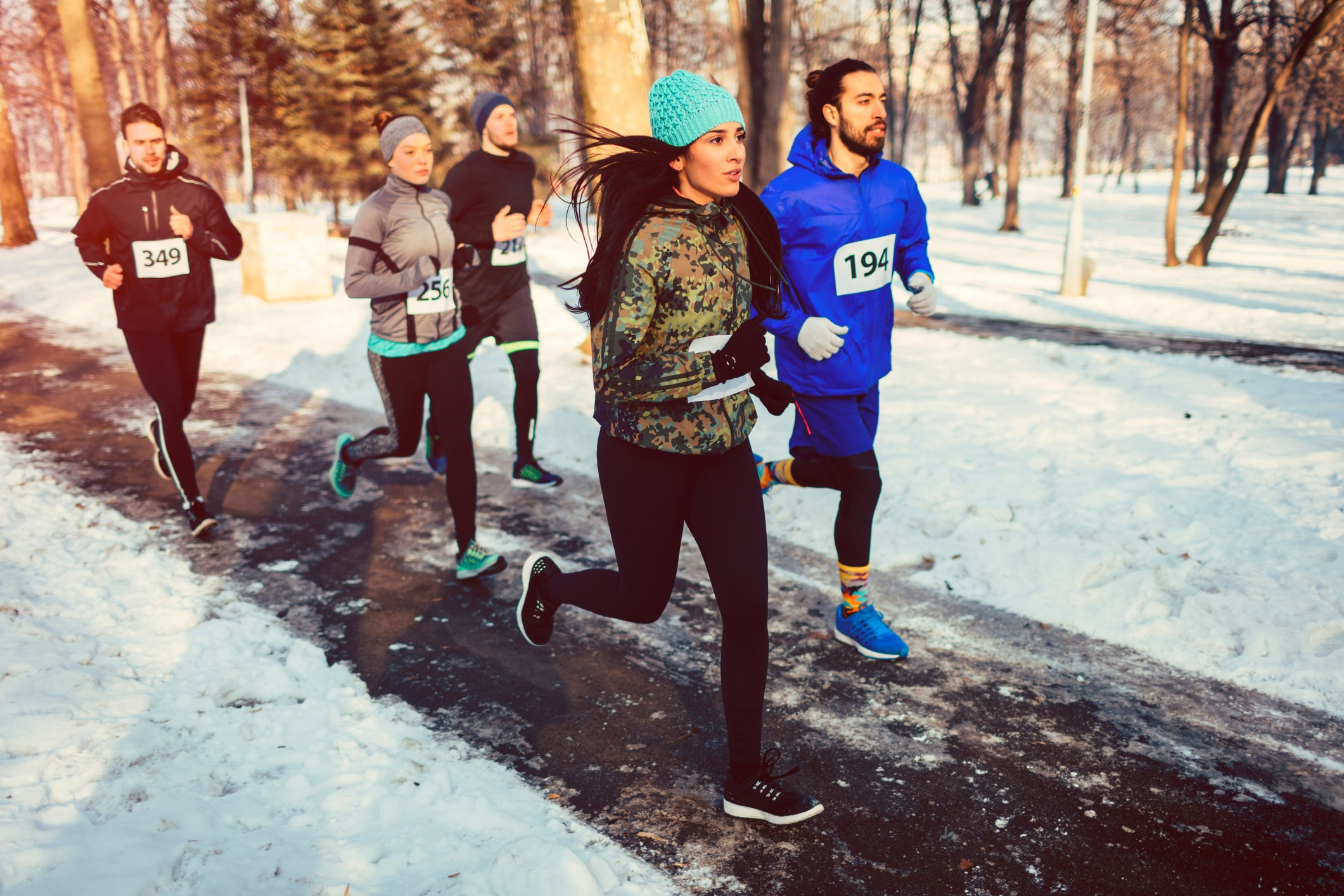 6 dressing tips for cold-weather exercise