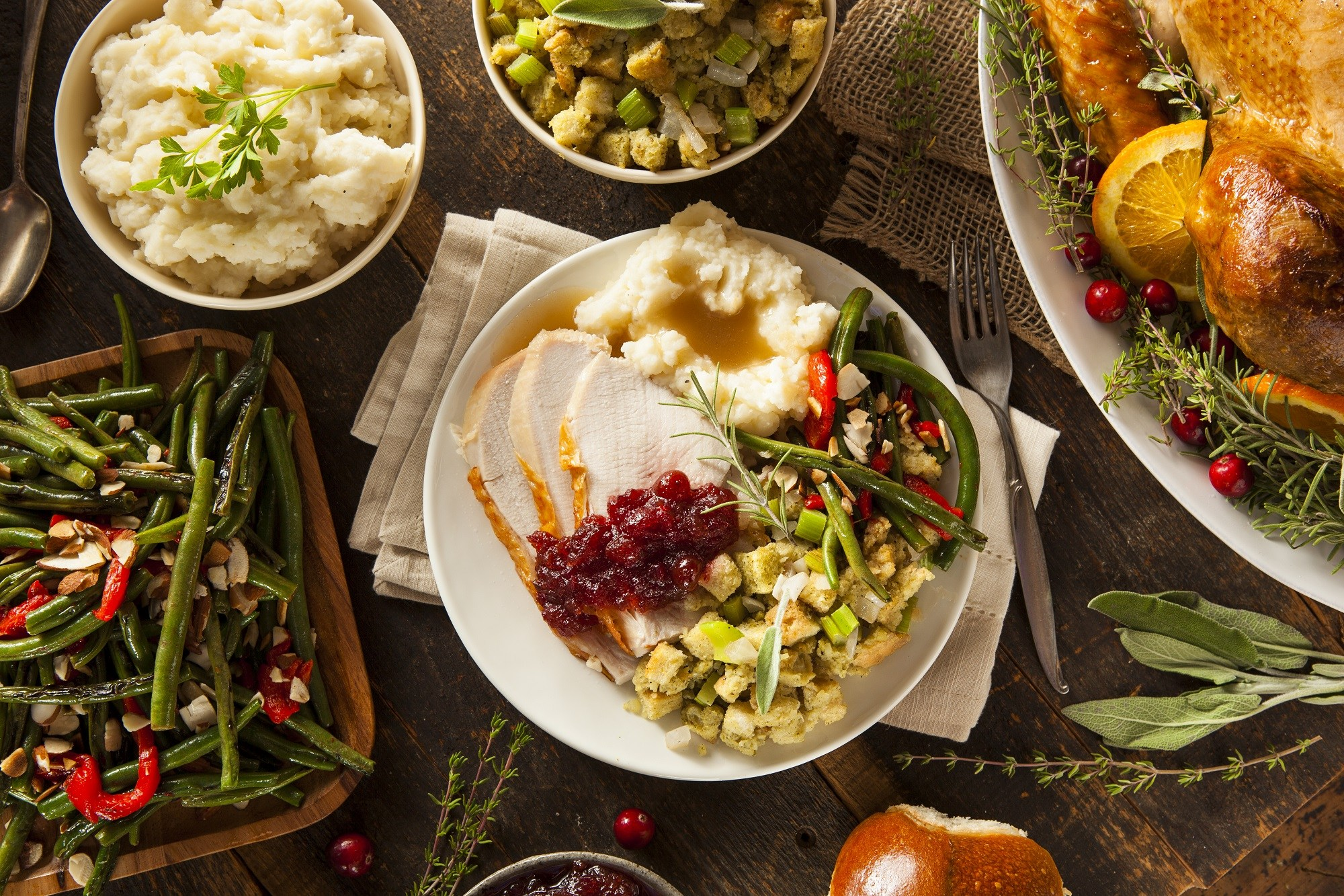 7 tips for making your Thanksgiving meal healthier