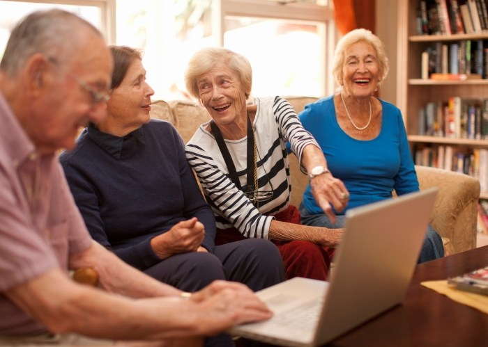 Stay social – it may help you live longer